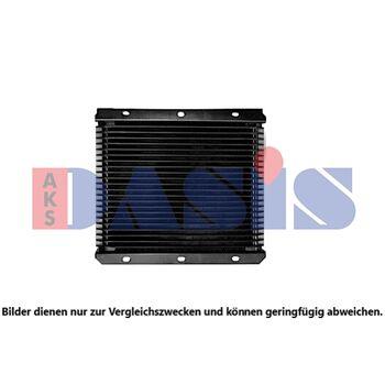 Oil Cooler, engine oil -- AKS DASIS