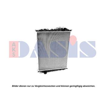 Kühler, Motorkühlung -- AKS DASIS, MERCEDES-BENZ, INTEGRO (O 550)...