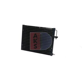 Condenser, air conditioning -- AKS DASIS, Condensers, Serpentin Flow /...