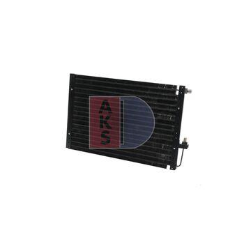 Kondensator, Klimaanlage -- AKS DASIS, Kondensatoren, Serpentin Flow /...