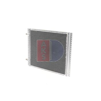 Condenser, air conditioning -- AKS DASIS, Condensers, Parallel Flow /...