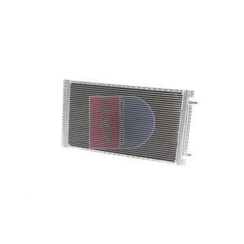 Condenser, air conditioning -- AKS DASIS, Condensers, Parallel Flow /...