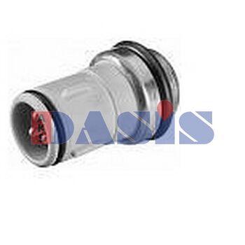 Sensor, Kühlmitteltemperatur -- AKS DASIS, AUDI, 80 (8C, B4), (89,...