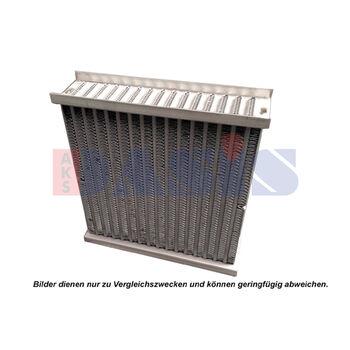 Kühlernetz, Motorkühlung -- AKS DASIS, Herstellereinschränkung: COG...