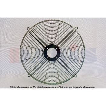 Fan Ring -- AKS DASIS, Alu Oil Cooler Industrie, T01 - T11...