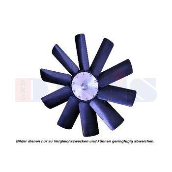 Lüfterrad, Motorkühlung -- AKS DASIS, Alu Ölkühler Industrie, T01 - T11...