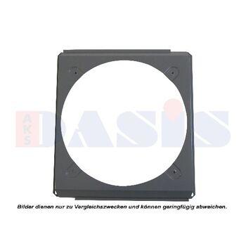 Cowling, radiator fan -- AKS DASIS, Alu Oil Cooler Industrie, T01 - T11...