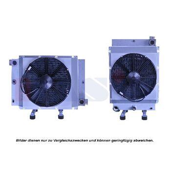 Kühlmodul -- AKS DASIS, Alu Ölkühler Industrie, T01 - T11