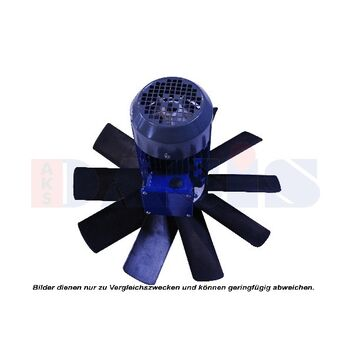 Lüfter, Motorkühlung -- AKS DASIS, Alu Ölkühler Industrie, T01 - T11...