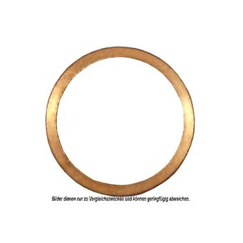 Gasket / Seal -- AKS DASIS, Aluminium Oil cooler, Accessories...