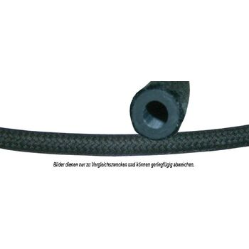 Fuel Hose -- AKS DASIS, Specification: Garngeflecht...
