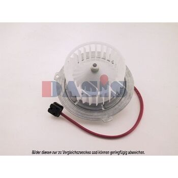 Interior Blower -- AKS DASIS, MERCEDES-BENZ, Fan Axial / Radial...