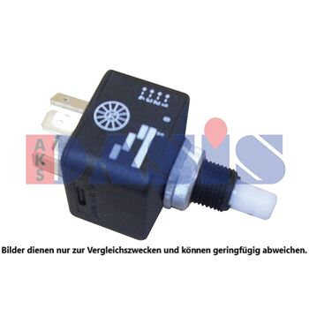Blower Switch, heating/ventilation -- AKS DASIS, Fendt, Tractor /...
