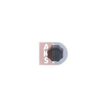 Sealing Cap, radiator -- AKS DASIS, Cap Radiator / plastic, John Deere,...