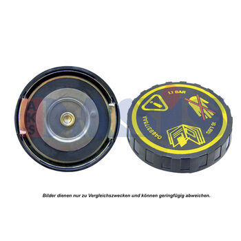 Verschlussdeckel, Kühler -- AKS DASIS, Fiat / Hitachi, ...