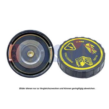 Sealing Cap, radiator -- AKS DASIS, Cap Radiator / plastic, Fiat..., Ø...