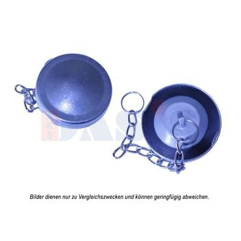 Sealing Cap, oil filling port -- AKS DASIS, Cap / Tank Oil, Filler...