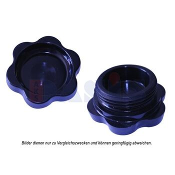Sealing Cap, oil filling port -- AKS DASIS, Fendt, Cap Oil Filler...