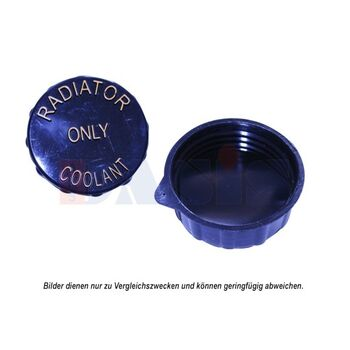 Sealing Cap, radiator -- AKS DASIS, Cap Radiator / plastic, Ø 55mm /...