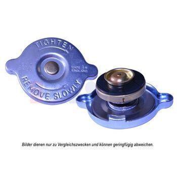 Sealing Cap, radiator -- AKS DASIS, Cap Radiator/ Metall, Massey..., Ø...