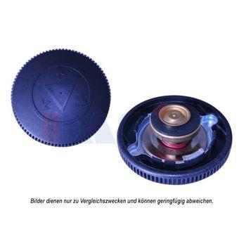Verschlussdeckel, Kühler -- AKS DASIS, Verschlussdeckel Kühler /...