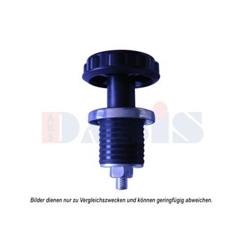 Sealing Cap, oil filling port -- AKS DASIS, NEW HOLLAND, Cap Oil...