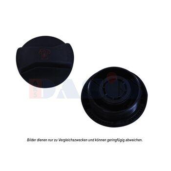 Sealing Cap, radiator -- AKS DASIS, Cap Radiator / plastic, Ø 81mm /...