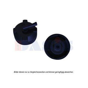 Sealing Cap, radiator -- AKS DASIS, Cap Radiator / plastic, Ø 51mm /...