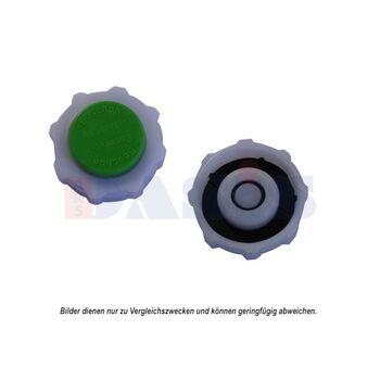 Sealing Cap, radiator -- AKS DASIS, Cap Radiator / plastic, Ø 49mm /...