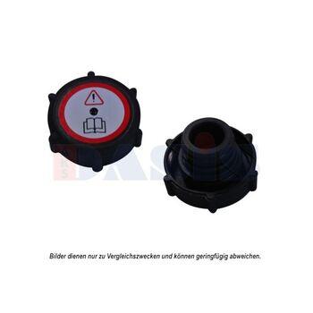 Sealing Cap, radiator -- AKS DASIS, Cap Radiator / plastic, Ø 58mm /...