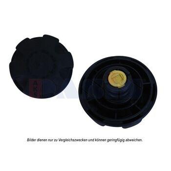 Sealing Cap, radiator -- AKS DASIS, Cap Radiator / plastic, Ø 88mm /...