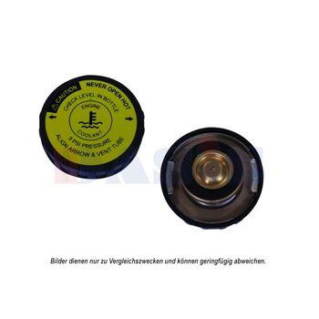 Sealing Cap, radiator -- AKS DASIS, Cap Radiator / plastic, Ø 65mm /...