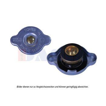 Verschlussdeckel, Kühler -- AKS DASIS, Verschlussdeckel Kühler / Metall,...
