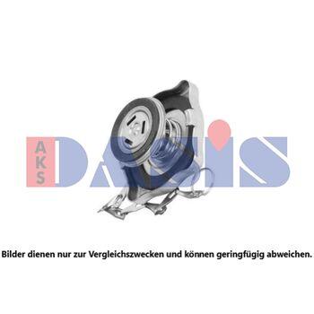 Sealing Cap, radiator -- AKS DASIS, Case International IHC, John...