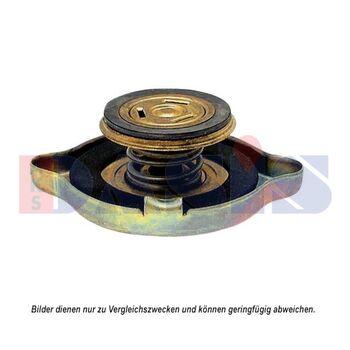 Sealing Cap, radiator -- AKS DASIS, Cap Radiator/ Metall, Fiat /..., Ø...