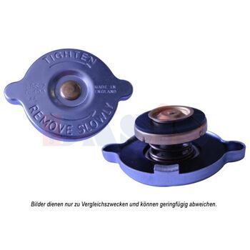Sealing Cap, radiator -- AKS DASIS, Cap Radiator/ Metall, Ø 59mm /...