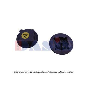Sealing Cap, radiator -- AKS DASIS, Cap Radiator / plastic, Ø 75mm /...
