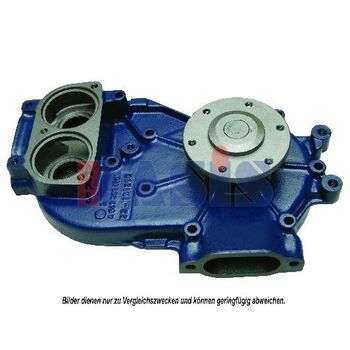 Water Pump -- AKS DASIS, MERCEDES-BENZ, ACTROS MP2 / MP3, TRAVEGO (O...