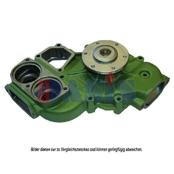 Water Pump -- AKS DASIS, MAN, MERCEDES-BENZ, F 90, Unterflur, SK, ...