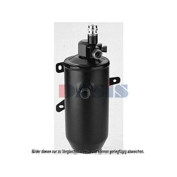 Dryer, air conditioning -- AKS DASIS, FORD, FIESTA III (GFJ), II...