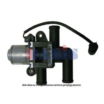 Control Valve, coolant -- AKS DASIS, Weight [kg]: 0,543, Weight [g]: 543...