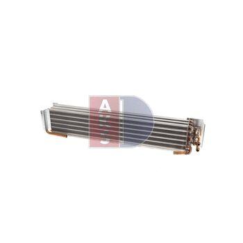 Evaporator, air conditioning -- AKS DASIS