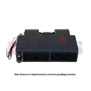 Evaporator, air conditioning -- AKS DASIS, Evaporator, Evaporator 12V...