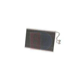 Verdampfer, Klimaanlage -- AKS DASIS, Volvo, Radlader, Länge [mm]: 235...
