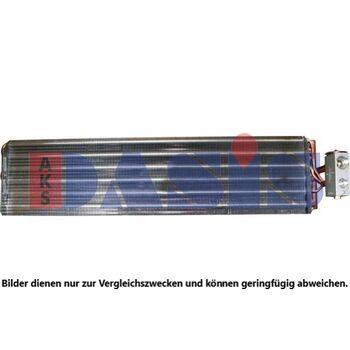 Verdampfer, Klimaanlage -- AKS DASIS, Valtra Valmet, Schlepper / 700, ...