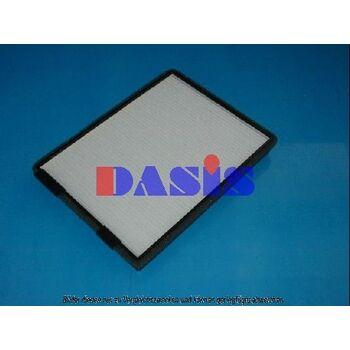 Filter, Innenraumluft -- AKS DASIS, Herstellereinschränkung: Behr...