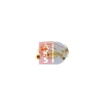 Expansion Valve, air conditioning -- AKS DASIS, PORSCHE, ...