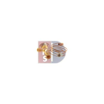 Expansion Valve, air conditioning -- AKS DASIS, VW, PORSCHE, SAAB,...