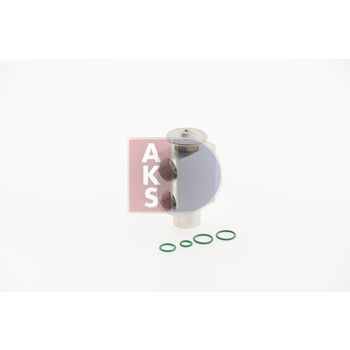 Expansion Valve, air conditioning -- AKS DASIS, BMW, Claas, Massey...,...