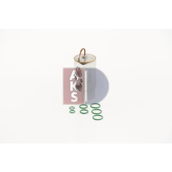 Expansion Valve, air conditioning -- AKS DASIS, TOYOTA, HYUNDAI, ...